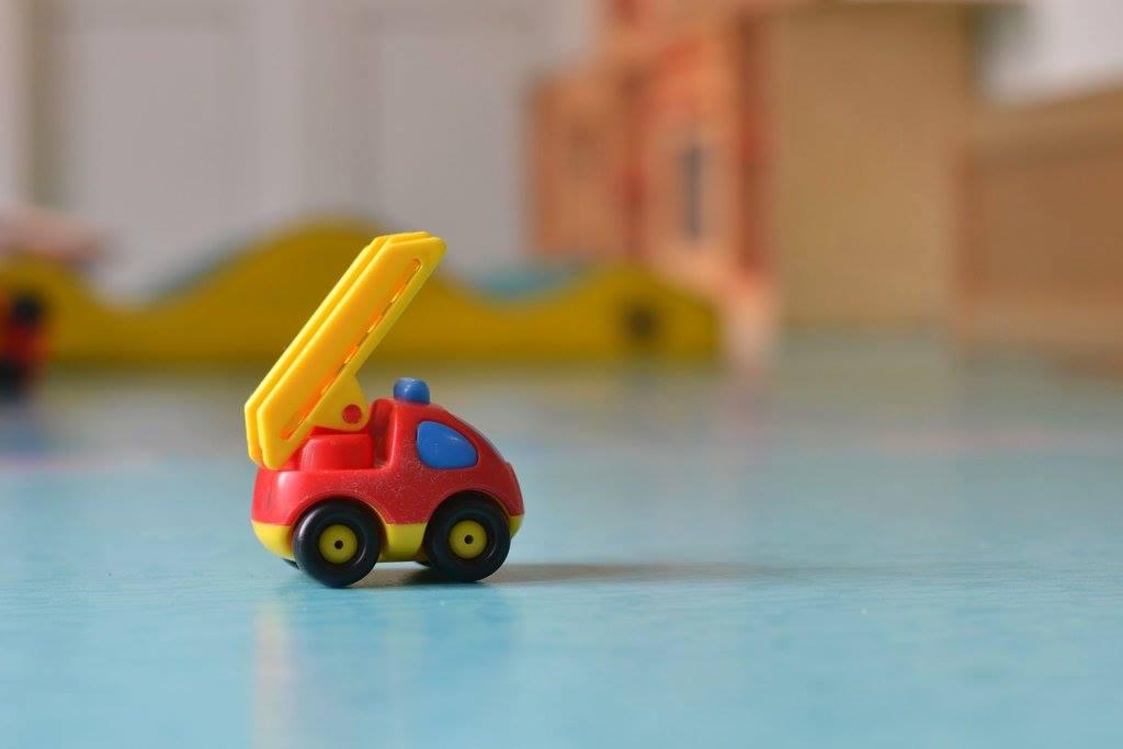 photo jouet camion